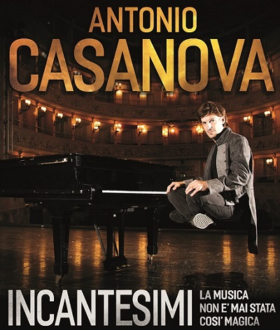 ANTONIO CASANOVA in INCANTESIMI