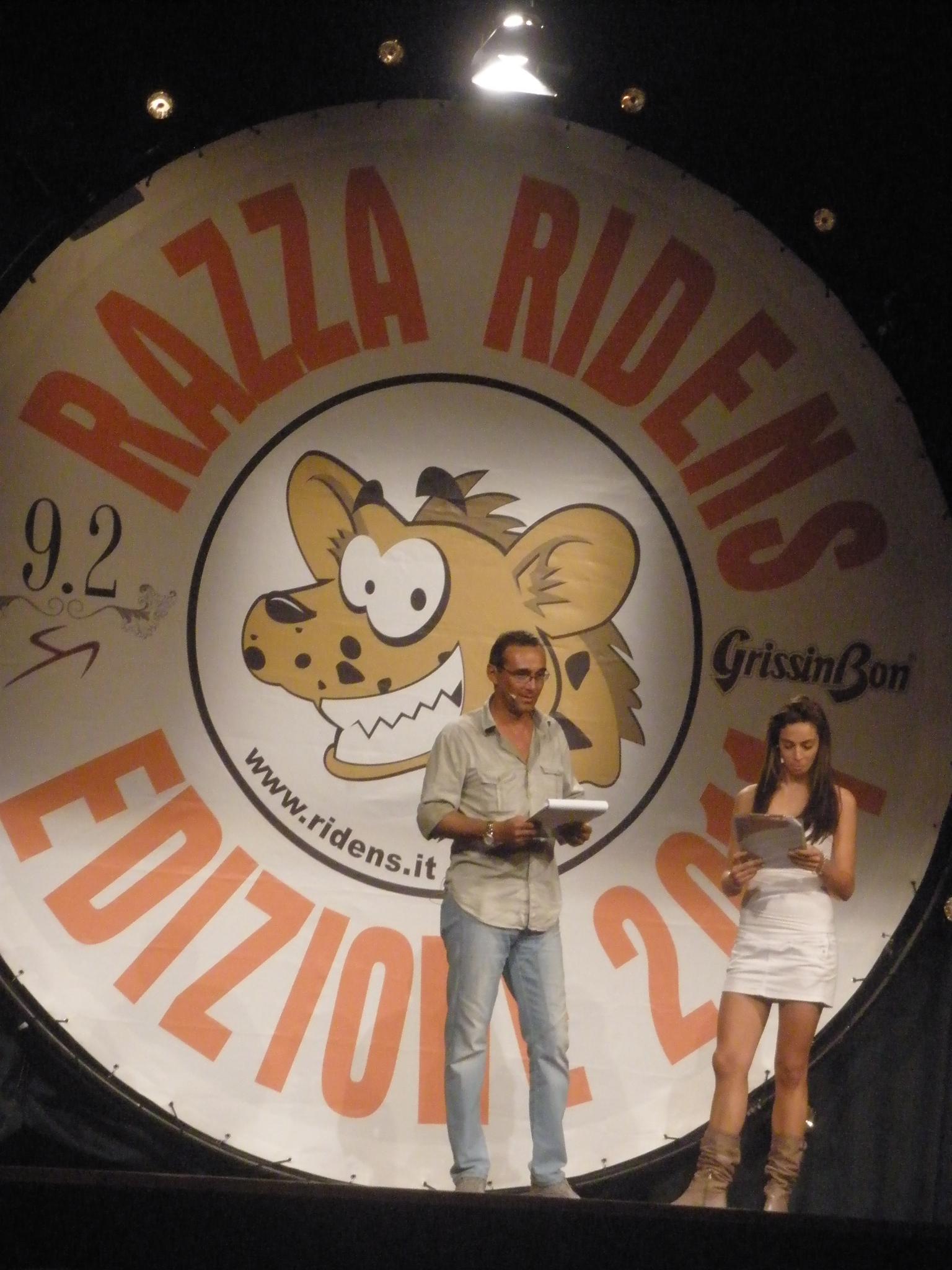 Ridens Management comici,produzioni, organizzazione eventi